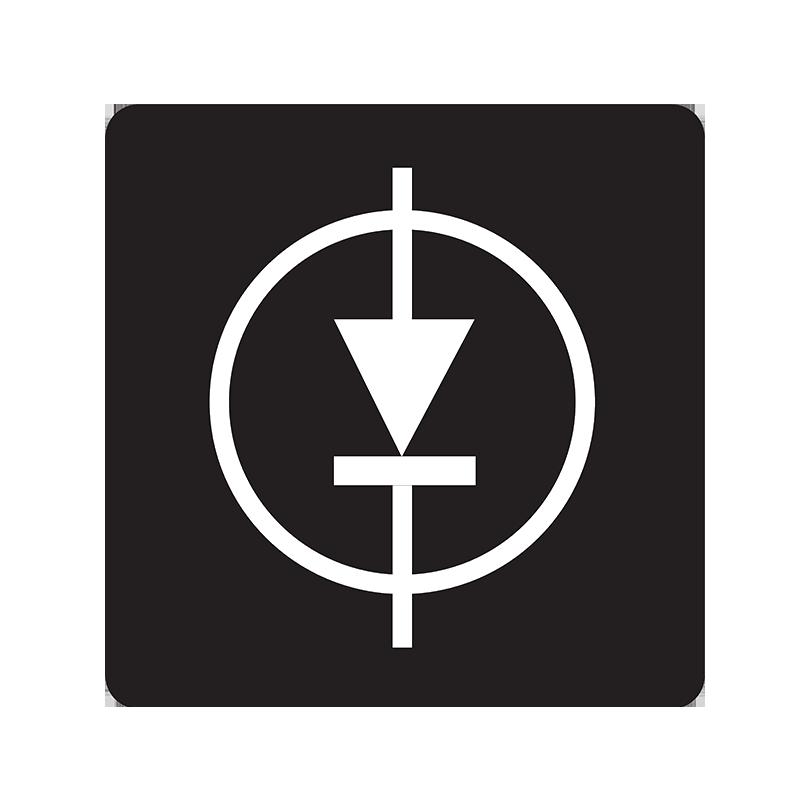 Logarithmic Amplifier Power Detector circuit