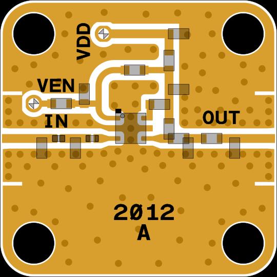 GRF2501 X-Microwave