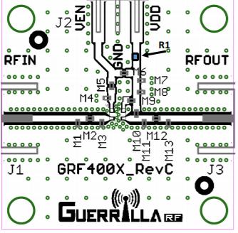 GRF4012 BOM